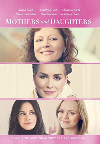Mothers And Daughters Sarandon Stone DVD Pg13
