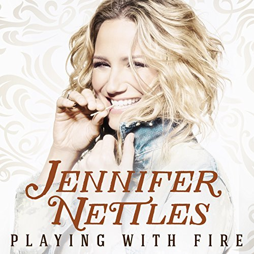 Jennifer Nettles Playing With Fire 180 Gram Black Vinyl