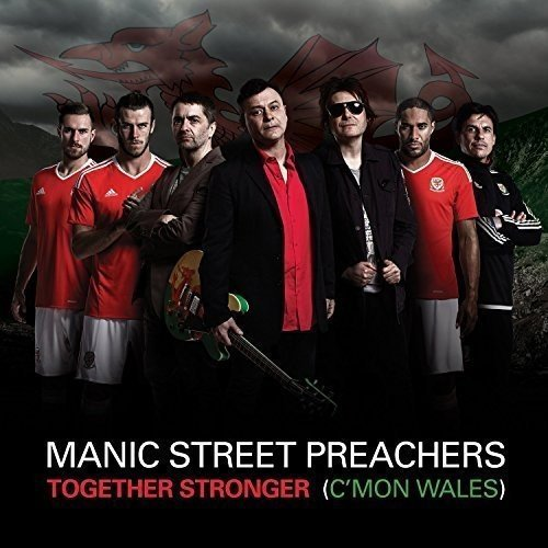 Manic Street Preachers Together Stronger (c'mon Wales Import Gbr