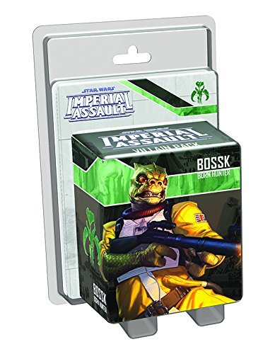 Star Wars Imperial Assault Bossk Villain Pack