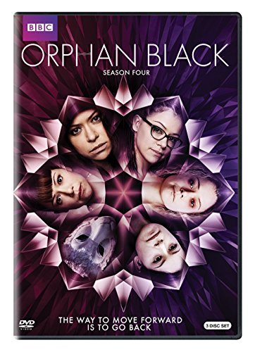 Orphan Black Season 4 DVD