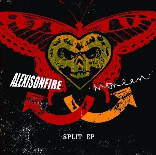 Alexisonfire Moneen Split Ep