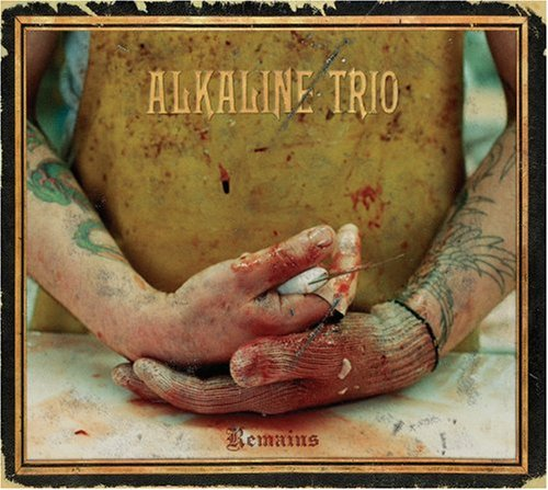 Alkaline Trio Remains 2 CD
