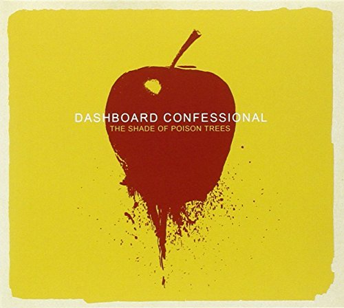 Dashboard Confessional Shade Of Poison Trees Digipak