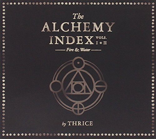 Thrice Alchemy Index V 2 CD