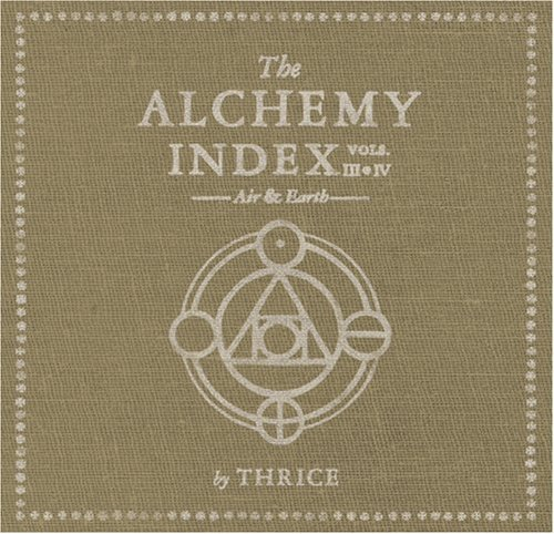 Thrice Vol. 3 4 Alchemy Index 2 CD