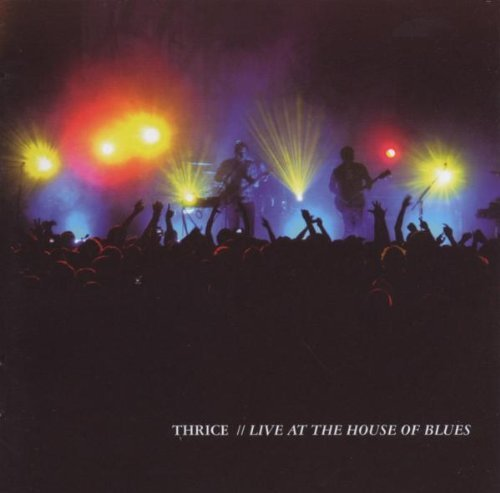 Thrice Live At The House Of Blues 2 CD Incl. DVD