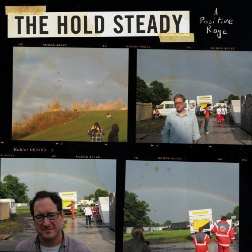 Hold Steady Positive Rage Incl. DVD