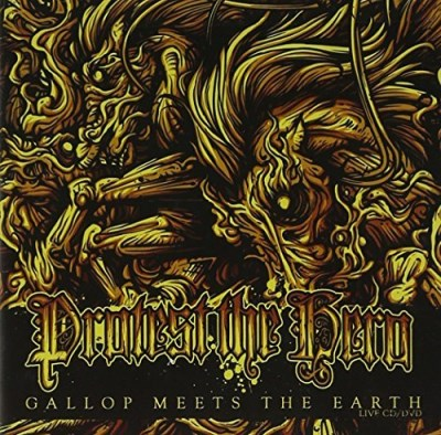 Protest The Hero Gallop Meets The Earth Incl. DVD