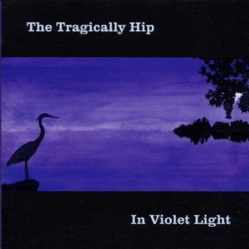 Tragically Hip In Violet Light