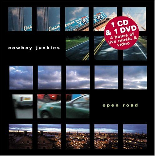Cowboy Junkies Open Road Incl. DVD