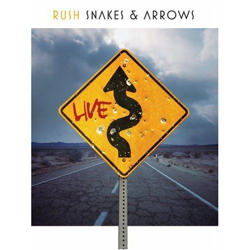 Rush Snakes & Arrows Live Blu Ray Nr