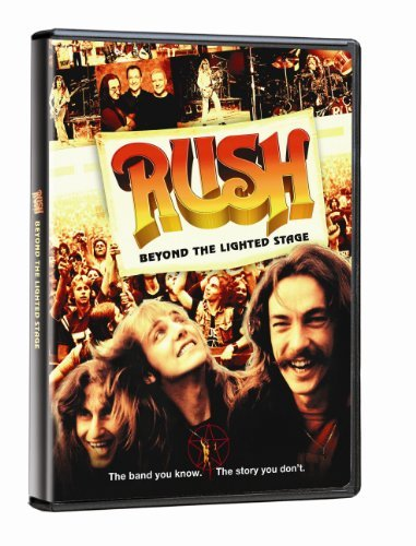 Rush Beyond The Lighted Stage Blu Ray Nr