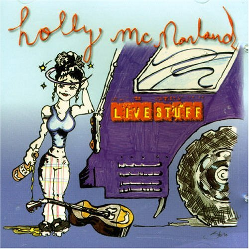 Holly Mcnarland Live Stuff Ep Import Can
