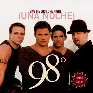 98 Degrees Give Me Just One Night (una No