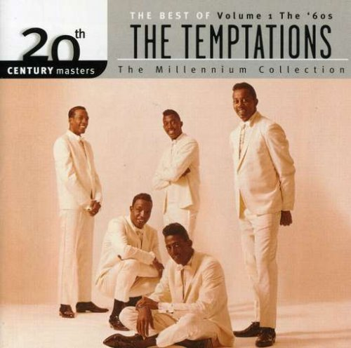 Temptations Vol. 1 Best Of Temptations 60' Remastered Millennium Collection