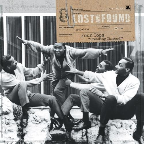 Four Tops Breaking Through Motown Lost & Found