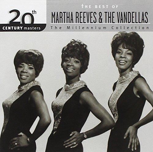 Martha & The Vandellas Reeves Millennium Collection 20th Cen Remastered Millennium Collection