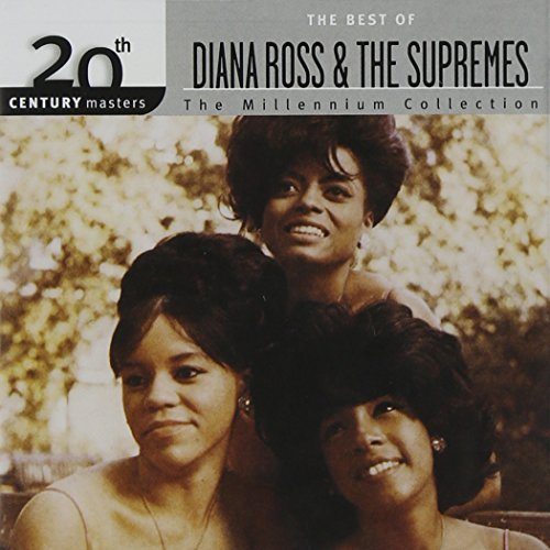 Diana & The Supremes Ross Millennium Collection 20th Cen Remastered Millennium Collection
