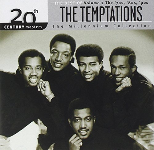 Temptations Vol. 2 Best Of Temptations Mil Remastered Millennium Collection