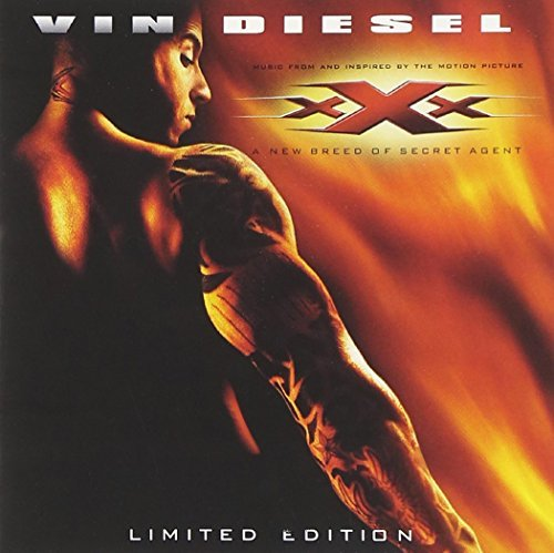 Xxx Soundtrack 2 CD
