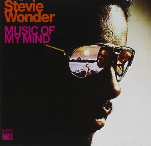 Stevie Wonder Music Of My Mind Remastered
