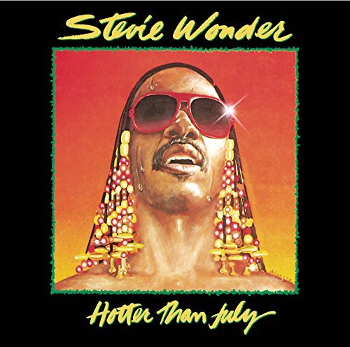 Stevie Wonder Hotter Than July Remastered