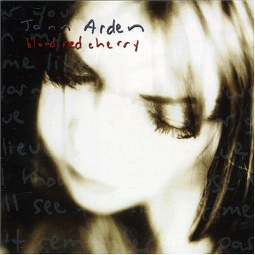 Jann Arden Blood Red Cherry
