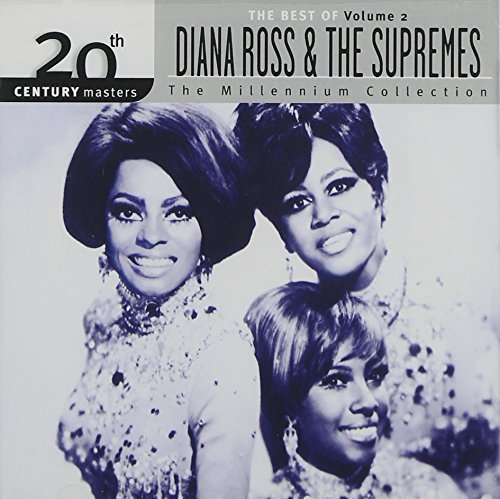 Diana & The Supremes Ross Vol. 2 Millennium Collection Millennium Collection