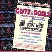 Broadway Cast Guys & Dolls Remastered
