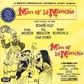 Cast Recording Man Of La Mancha