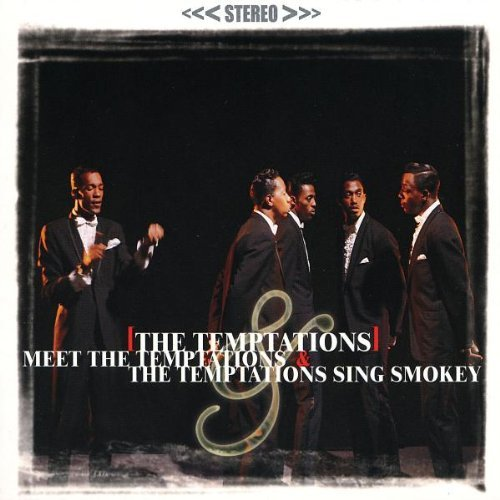 Temptations Meet The Temptations Sing Smok Import Deu Remastered