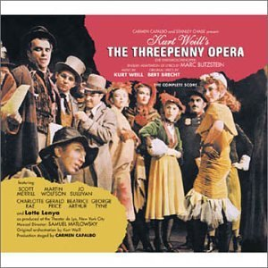 Various Artists Threepenny Opera