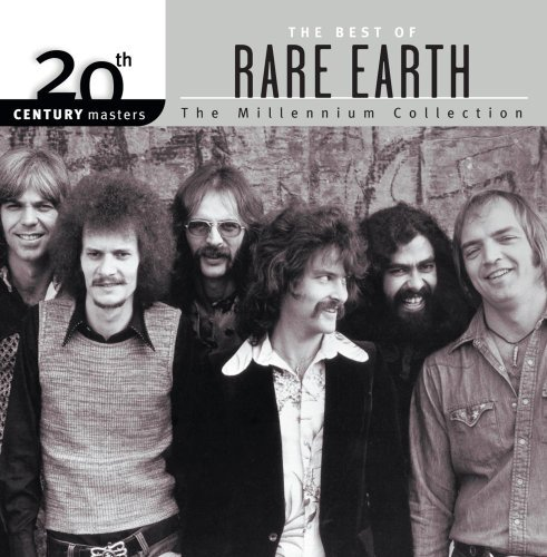 Rare Earth Millennium Collection 20th Cen Millennium Collection