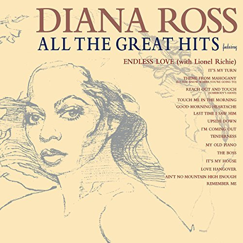 Diana Ross All The Great Hits Remastered