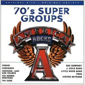 Rock The Planet 70's Super Groups Doobie Brothers Poco Foreigner Rock The Planet