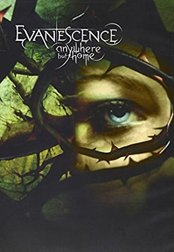 Evanescence Anywhere But Home Explicit Version 2 DVD