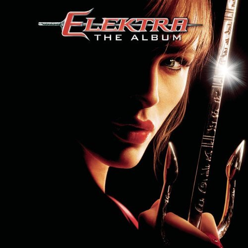 Elektra The Album Soundtrack Taking Back Sunday Jet 2 CD Set