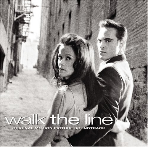 Walk The Line Soundtrack Cash Whitherspoon