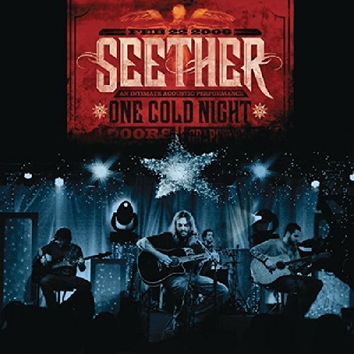 Seether One Cold Night Explicit Incl. Bonus DVD