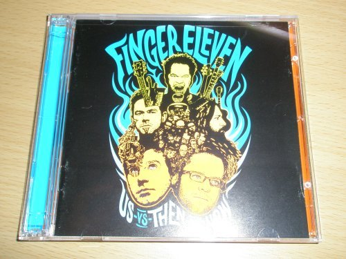 Finger Eleven Us Vs Then Vs Now CD & DVD