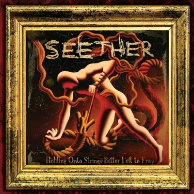 Seether Holding Onto Strings Better Le Deluxe Ed. Incl. DVD