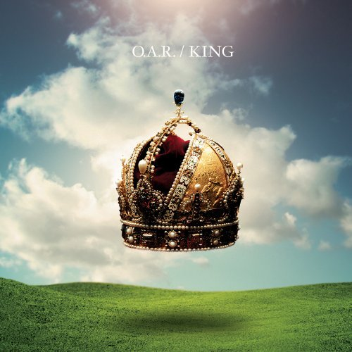 O.A.R. King Digipak