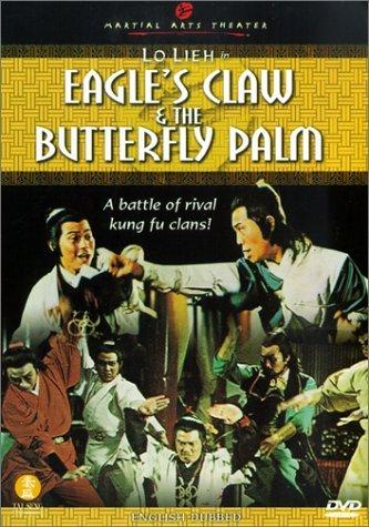 Eagle's Claw & The Butterfly P Lieh Yan Clr Eng Dub Nr