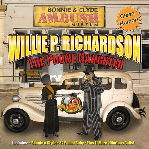 Willie P. Richardson Phone Gangster