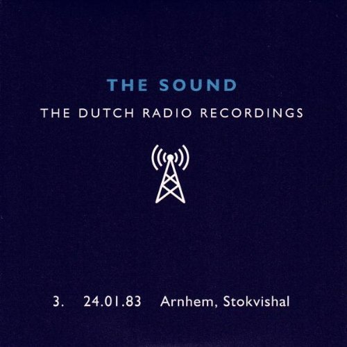 Sound Vol. 3 Dutch Radio Recordings Import Gbr