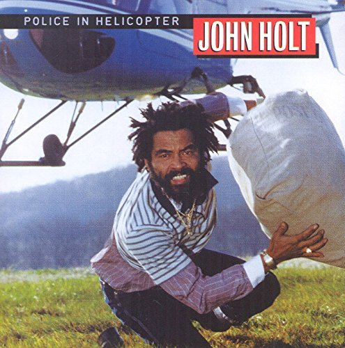 John Holt Police In Helicopter