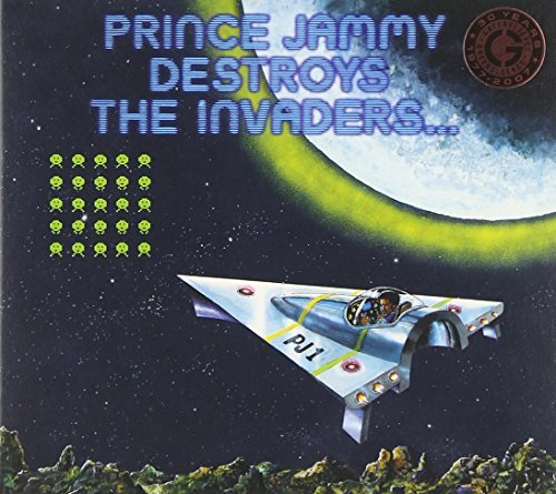 Prince Jammy Destroys The Invaders