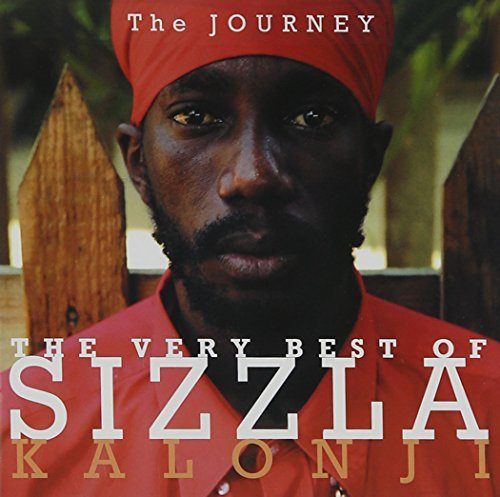 Sizzla Journey The Very Best Of Sizz Incl. Bonus DVD