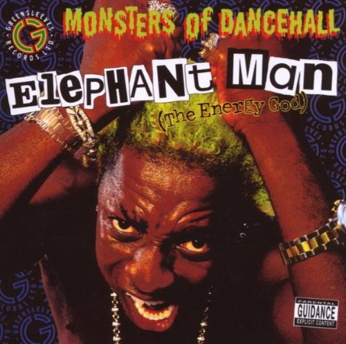 Elephant Man Energy God (monsters Of Danceh Explicit Version